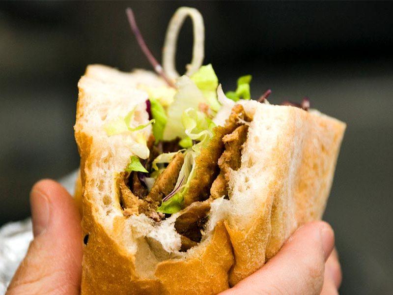 kebab poulet